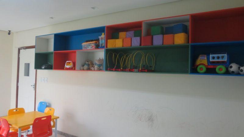 Estrura Sala de Aula da Ed. Infantil