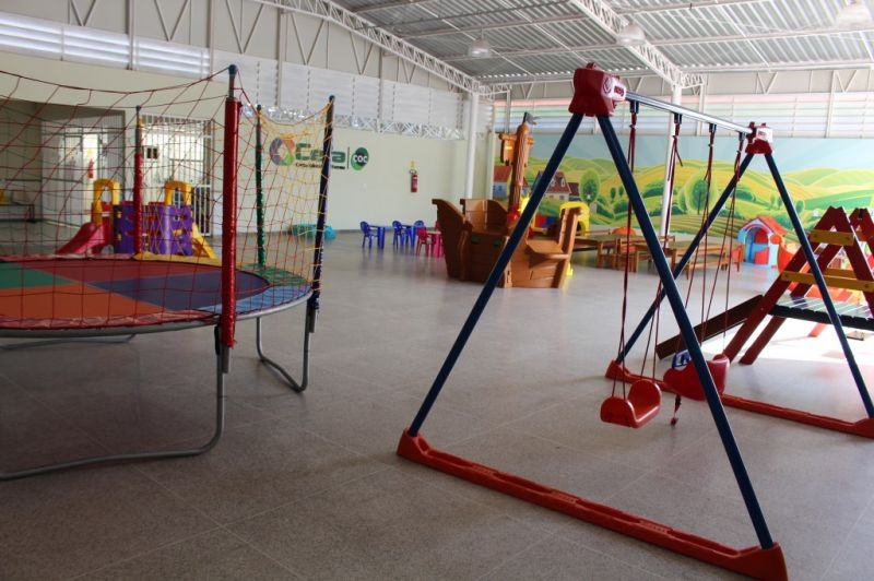 Playground Coberto