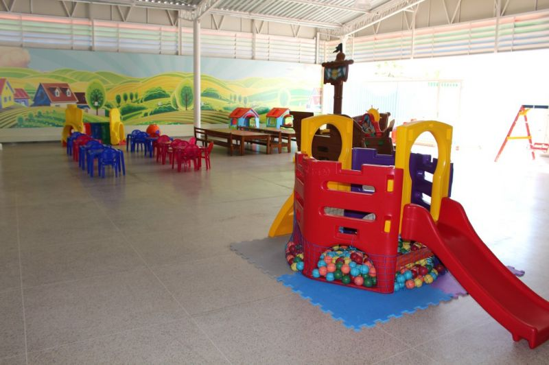 9 - Playground Coberto