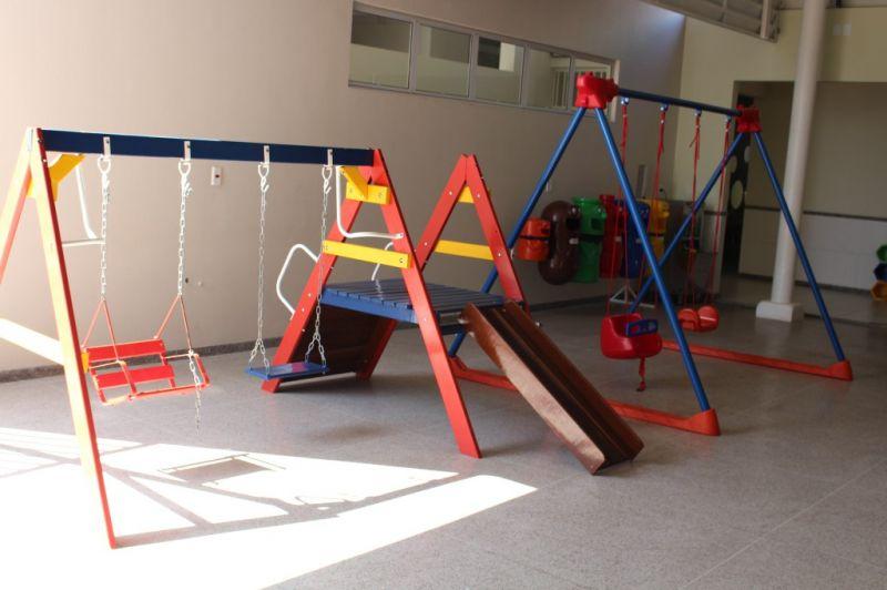 10 - Playground Coberto