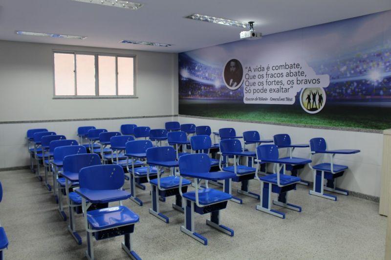 Estrutura Sala de Aula